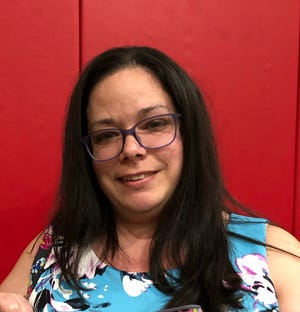 Crystal Collette is the new school nurse at New Bedford's Holy Family Holy Name School.