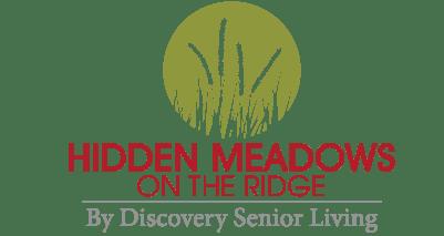 Hidden Meadows on the Ridge Logo