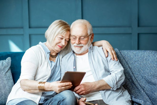 Stay connected to your senior loved ones.