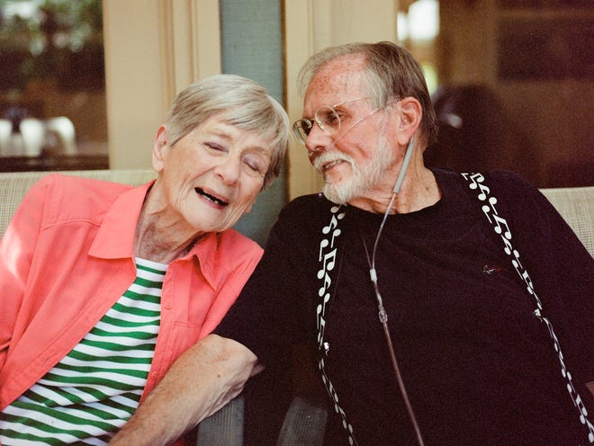 Betty and Jim Lowder are celebrating their 70th wedding anniversary Wednesday, December 9, 2020.