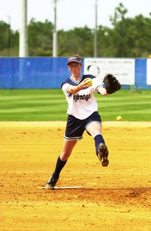 Lake Region grad Cari (Chewning) Bateman was selected for the Class of 2021 UNF Athletics Hall of Fame.