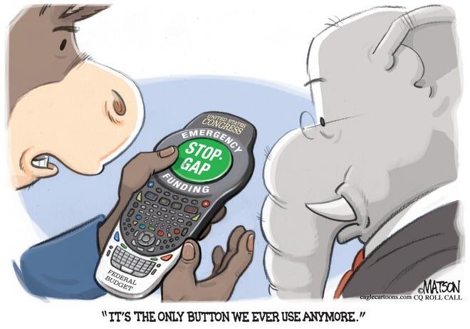 Today's editorial cartoon (Dec. 9, 2020)