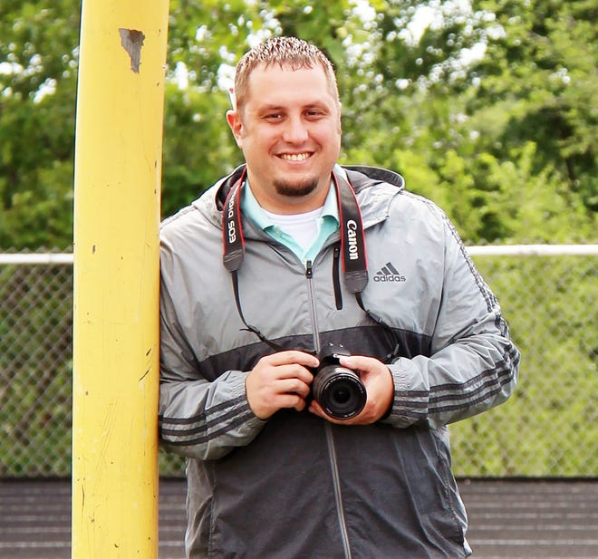 Lake Sun Sports Editor Michael Losch.