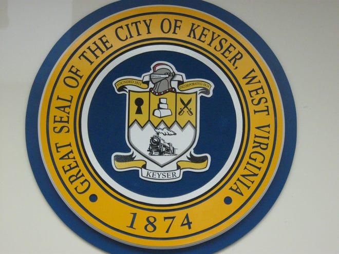 Keyser City Seal