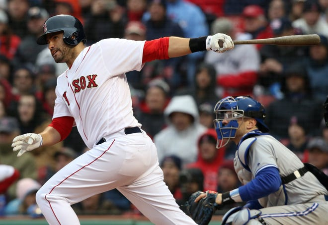 The Red Sox hope J.D. Martinez and others return to form in 2021.