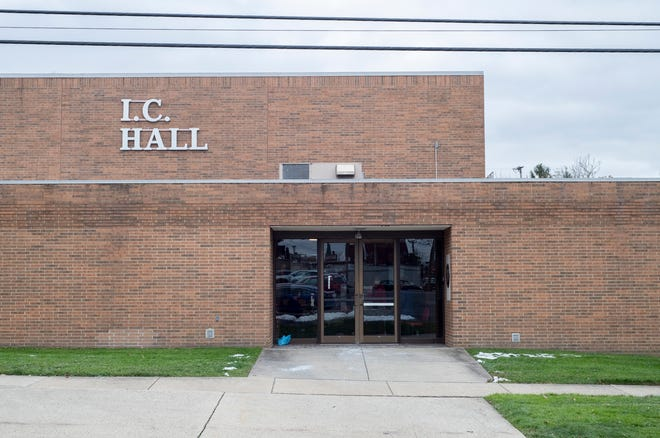 Immaculate Conception Hall on Spruce avenue will be used as a warming center when the temperature drops below 20 degrees.