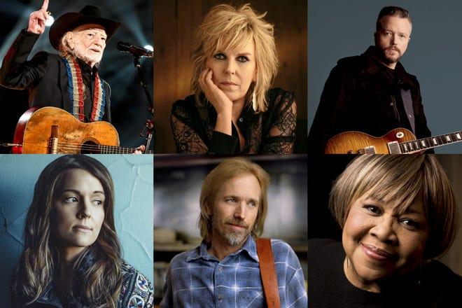 Among the artists played on Americana Roundup are  Willie Nelson, Lucinda Williams, Jason Isbell, Brandi Carlile, Tom Petty and Mavis Staples.
