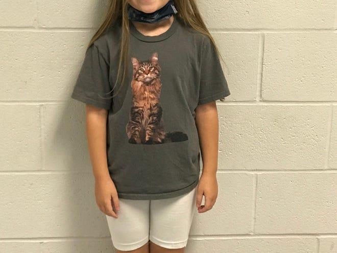 Lorelei Koromilas of Surf City Elementary is Pender County's Student of the Week.