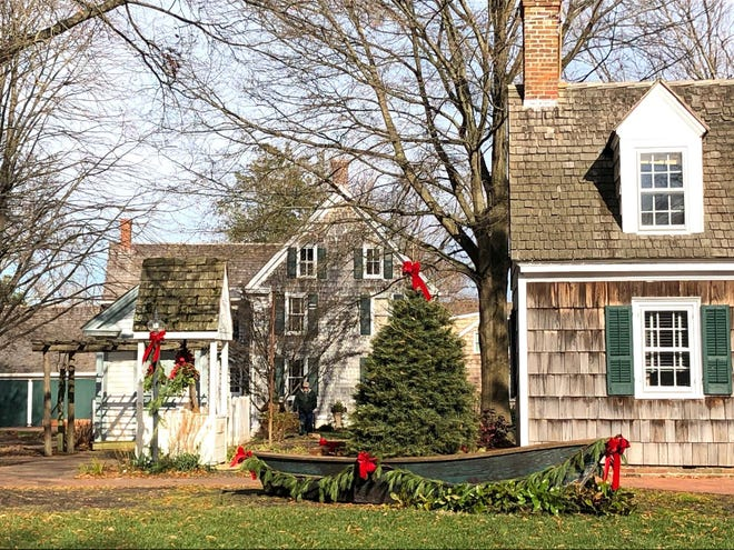"""The Lewes Historical Society will host its 47th annual """"A Christmas House Tour of Historic Lewes"""" virtually in 2020."""
