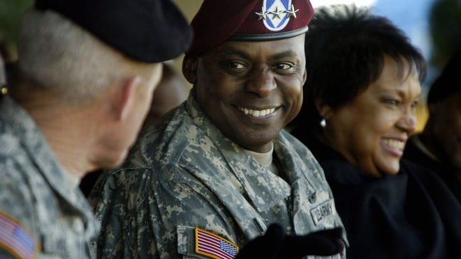 Lloyd Austin Becomes Nation S First Black Defense Secretary