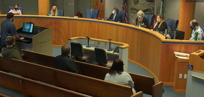 Alachua County commissioners met Tuesday and discussed plans to buy old motels to be renovated and used for affordable housing.