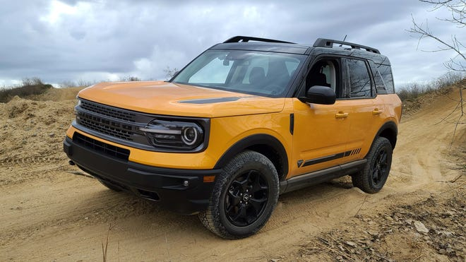 The Ford Bronco Sport is part of Ford's one-two punch countering Jeep's wildly successful SUV brand.