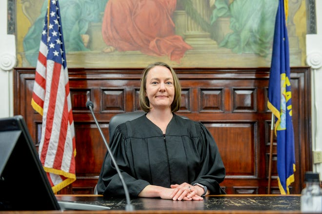 The Montana State Senate voted Friday against confirming Cascade County District Judge Michele Levine, who has been on the job since Greg Pinski left the bench late last year.