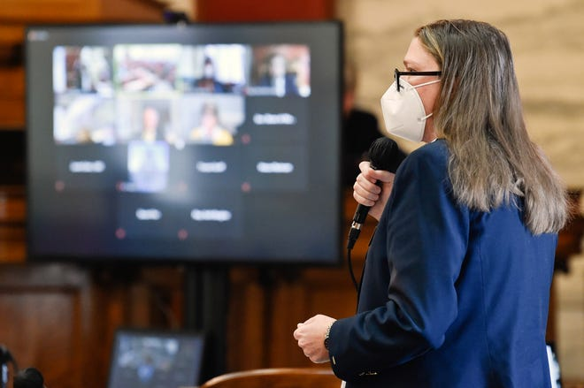 Montana Lawmakers have revived a bill targeting medical care for transgender youth. House Minority Leader Kim Abbott, D-Helena said the revised bill has the same aims as the previous one.