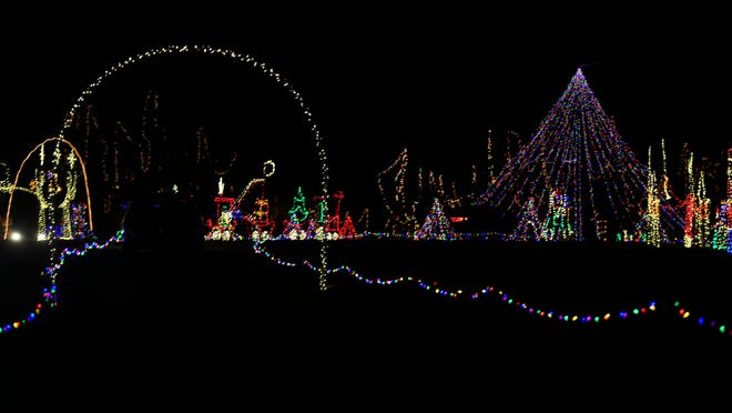 When Is Christmas Light Fight Taped 2021 The Great Christmas Light Fight On Abc To Feature Haywood Home