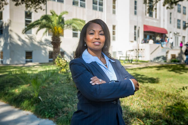 Ledricka Johnson Thierry was elected as the first woman to serve as a judge in the 27th Judicial District Court, which covers St. Landry Parish.