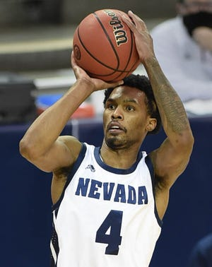 Desmond Cambridge led Nevada with 24 points in Friday's loss to Grand Canyon.