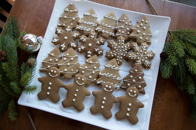 Treva's Pastries & Fine Foods is known for its gingerbread cookies, popular for the holiday season.