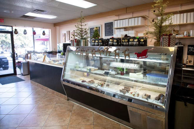 Treva's Pastries & Fine Foods is located at 2766 Capital Cir NE in Tallahassee.