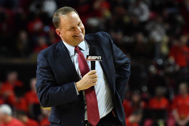 College basketball analyst Dan Dakich