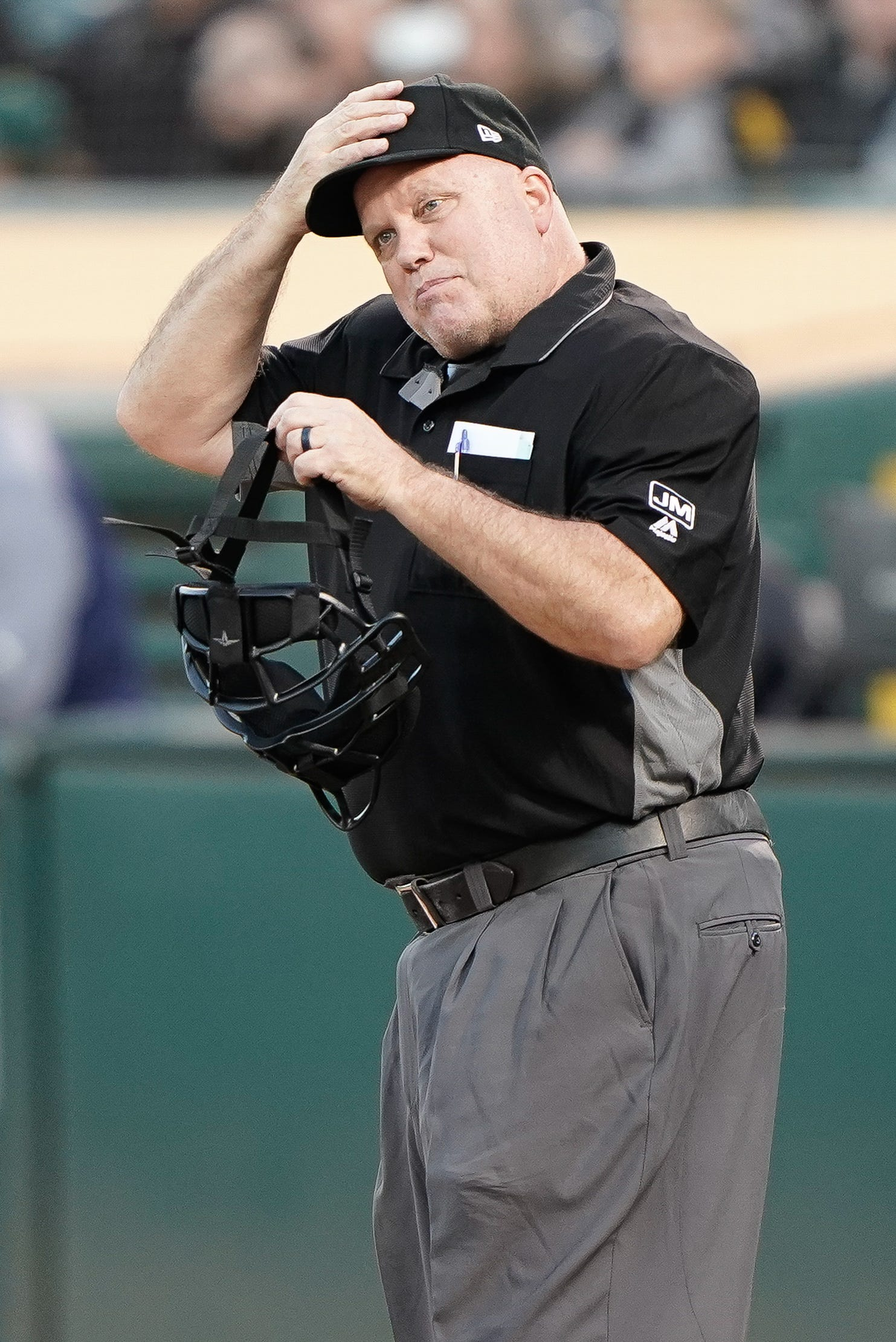 Major League Baseball umpire Brian O Nora was arrested in Ohio in human trafficking sting