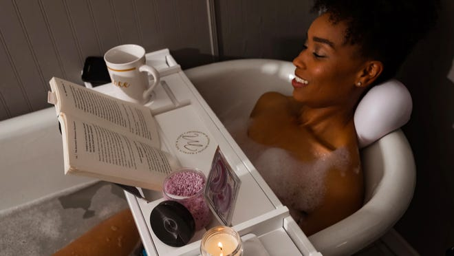 Baths will never be the same.