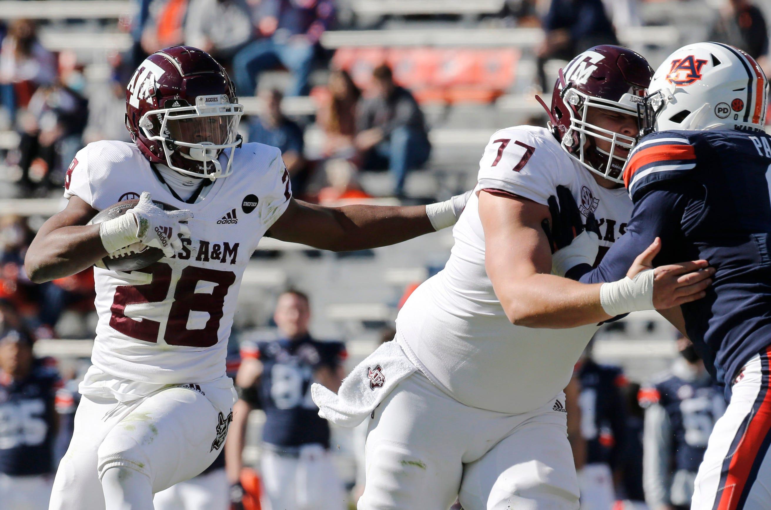 SEC postpones Saturday's football game between No. 5 Texas A&M and Ole Miss