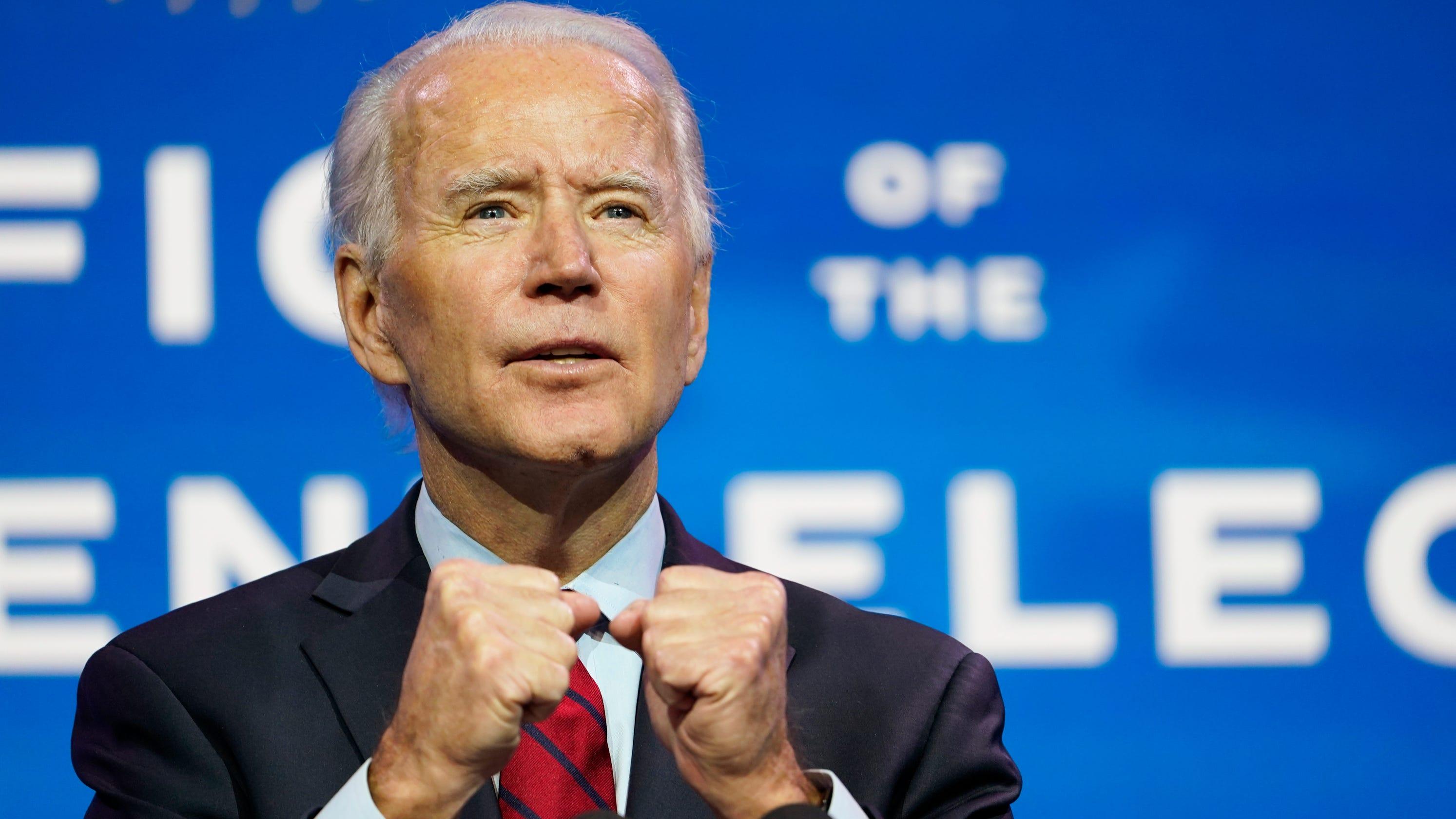 Wisconsin Supreme Court upholds Biden's win, rejects Trump lawsuit