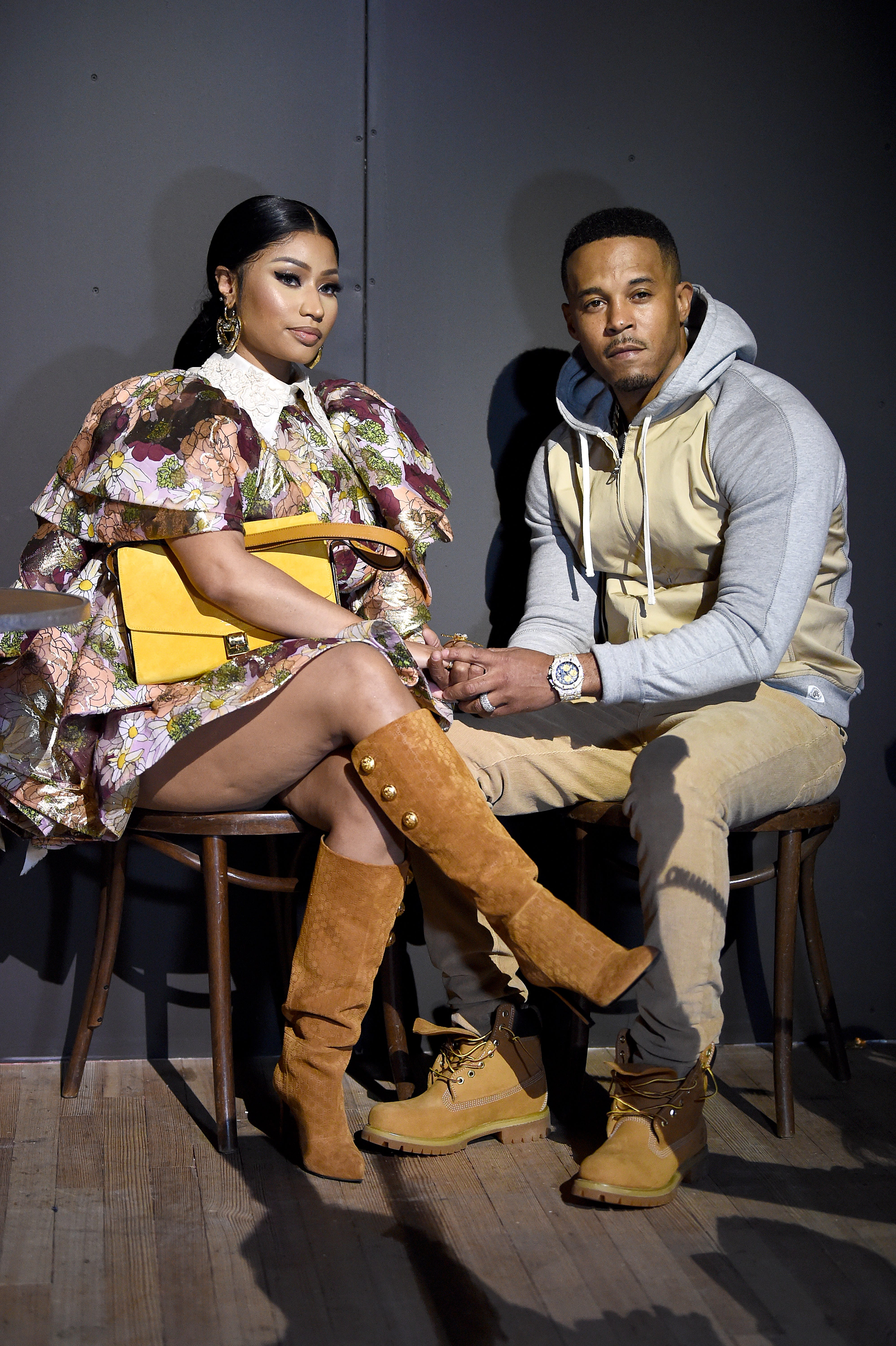Kenneth Petty, Nicki Minaj s accuser speaks publicly on  The Real :  I m tired of being afraid