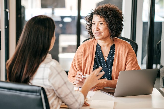 The best tip for feeling confident during an informational interview is being prepared.