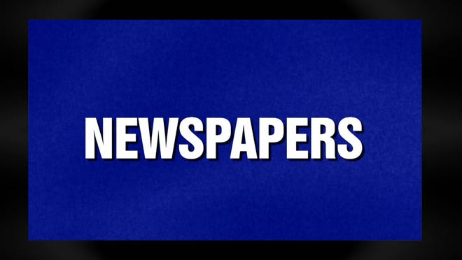 """On Dec. 9, the Austin American-Statesman will appear as a clue on an episode of """"Jeopardy!"""""""