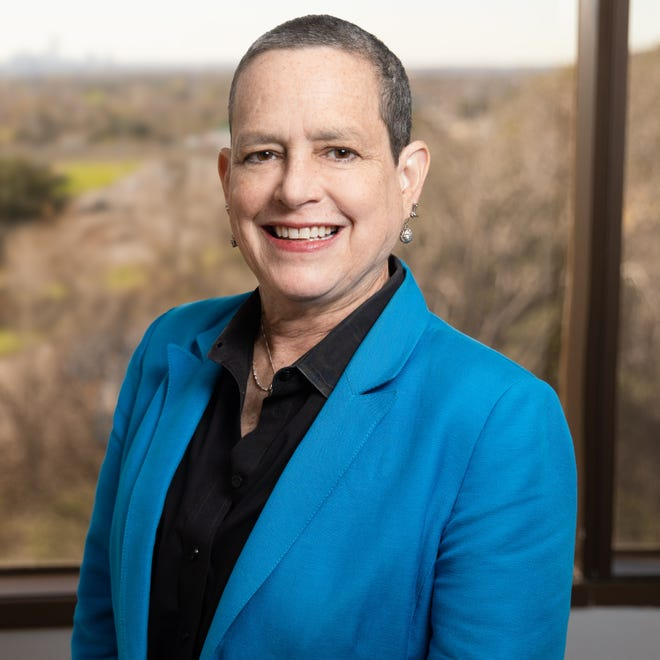 The Austin Chamber of Commerce has named Susan Dawson Austinite of the Year for 2020, the organization's highest honor.