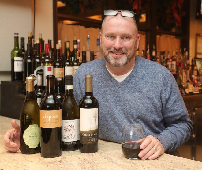 Cliff Cravens, owner of Lager & Vine GastroPub & Wine Bar in Hudson, one of 24-and-counting local businesses participating in the new ShopLocal330 eGift card.