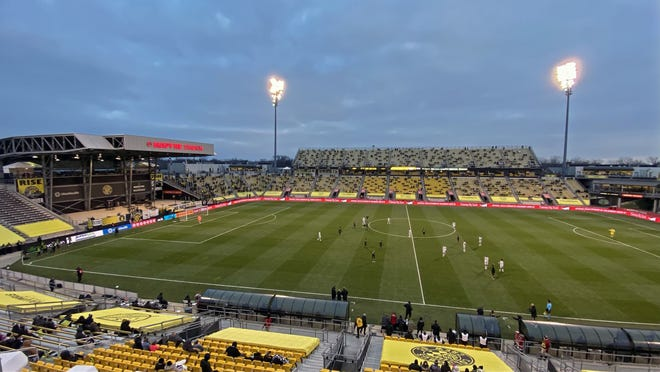 Mapfre Stadium on Sunday will host the MLS Cup championship game for the second time.
