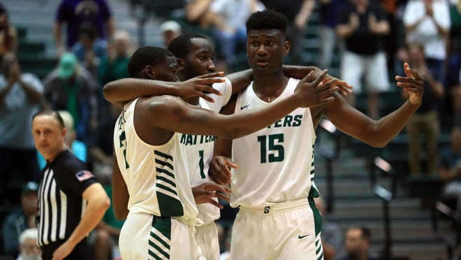 The Hatters return to the home floor Friday night for the first of a two-day set with Liberty in DeLand.