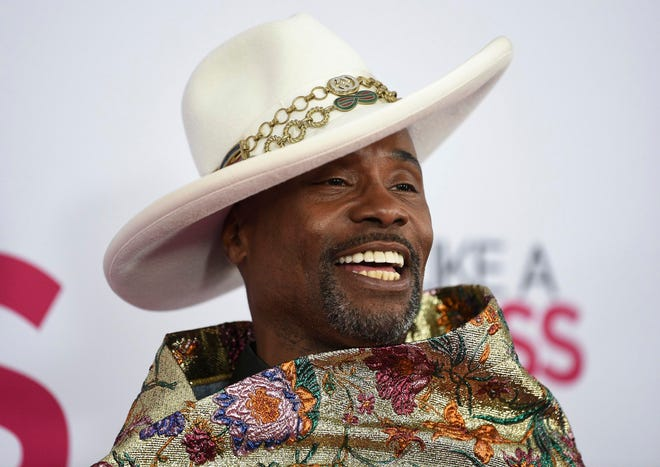 """Actor Billy Porter will join Ryan Seacrest and Lucy Hale on ABC in Times Square on Dec. 31 for """"Dick Clark's New Year's Rockin' Eve with Ryan Seacrest 2020."""""""