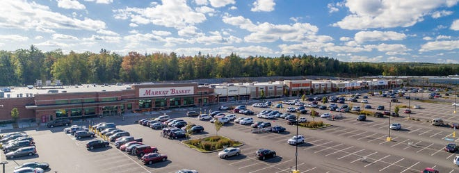 The Ridge Marketplace, located along Route 11, off Exit 15 of the Spaulding Turnpike in Rochester.