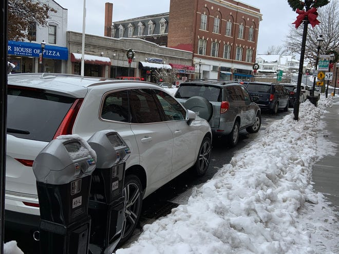 Gardner officials have approved free parking at downtown meters for December.