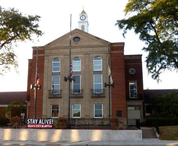 Cuyahoga Falls City Hall is located at 2310 Second St.