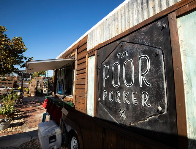 The Poor Porker in Lakeland did not receive a loan last round, but manager Shannon Allen said they're going to apply again.