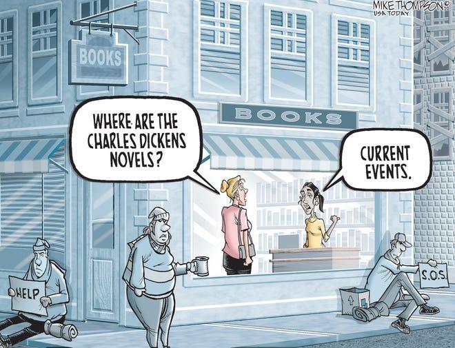Today's editorial cartoon (Dec. 10, 2020)