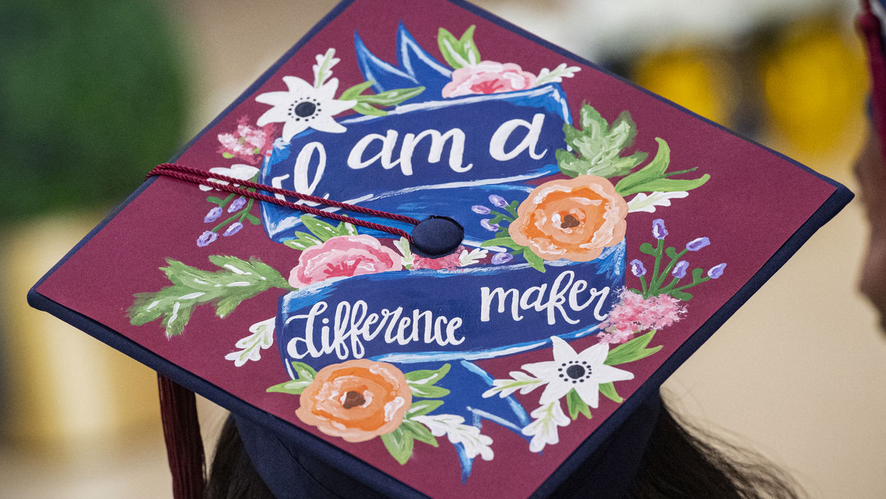 WVU to hold December commencement online