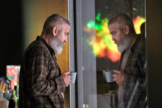 """George Clooney stars as fatally ill Augustine in """"The Midnight Sky."""""""
