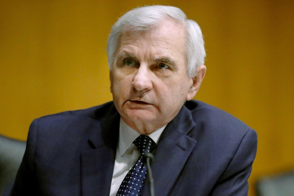 Will Sen Reed Change Stance And Back Biden Pick For Pentagon Chief
