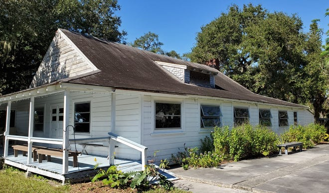 The historic Phillippi Crest Community Clubhouse at 2421 Burlington Lane — a focal point of social gatherings for generations — has termites.