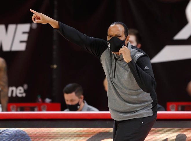 N.C. State coach Kevin Keatts said Wednesday that the Wolfpack has made the 'difficult, but ultimately necessary decision' to pause men's basketball activities due to COVID-19 issues.