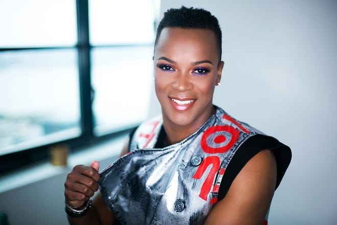 Fayetteville native J. Harrison Ghee wants to teach makeup skills to inspire others through Sing for Hope.