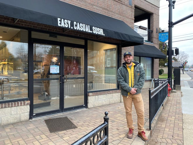 Fusian cofounder and owner Stephan Harman said Westerville will mark the 12th Ohio restaurant location and fifth in central Ohio. It's scheduled to open Dec. 18 at 79 S. State St.