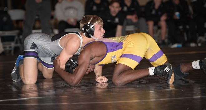 Senior David Carte is the top returnee for the North wrestling team after reaching the Division I state tournament last season as an alternate. The Panthers are scheduled to open Saturday, Dec. 19, at the Olentangy Berlin Duals.