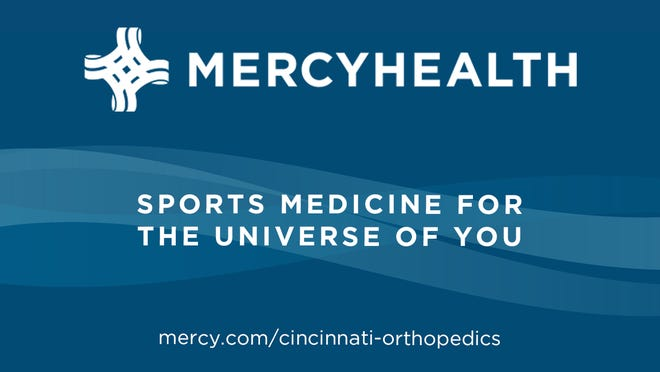 Mercy Health is the presenting sponsor of the Cincinnati High School Sports Awards.